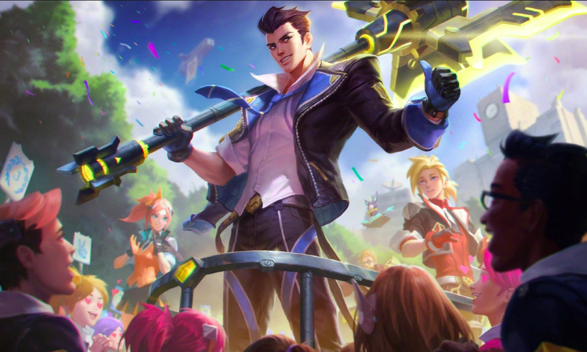 Riot reveals new weeb skin line, fans hate on Lux and Ezreal | Upcomer