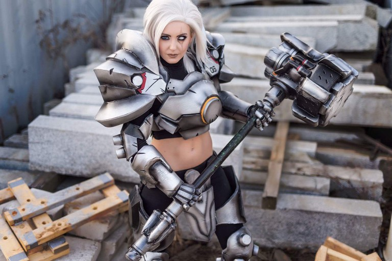 Photo via Jessica Nigri