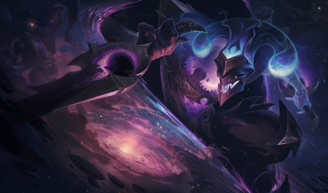 League of Legends Patch 9 12 notes: Dark Star skins, Ryze rework
