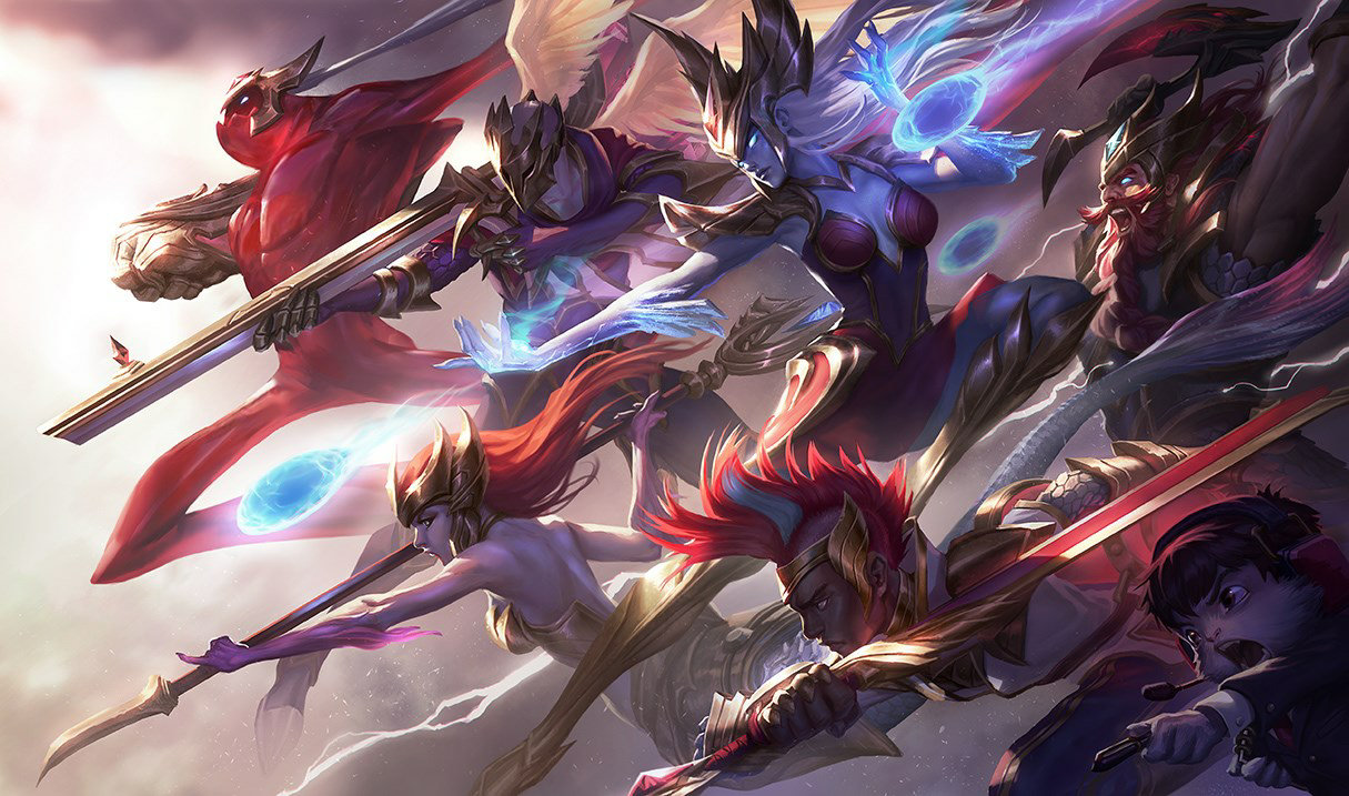 Riot confirms ranked reset and cancels positional ranks