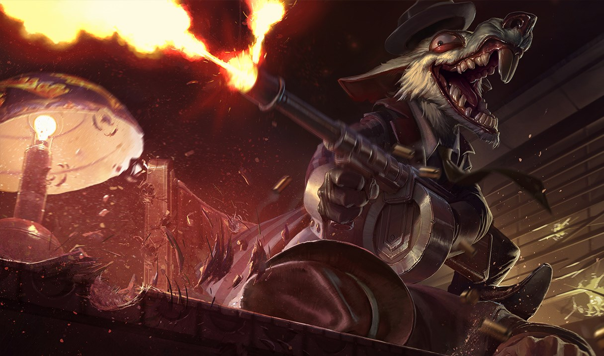 Twitch reveals new Prime loot for League of Legends, includes a free