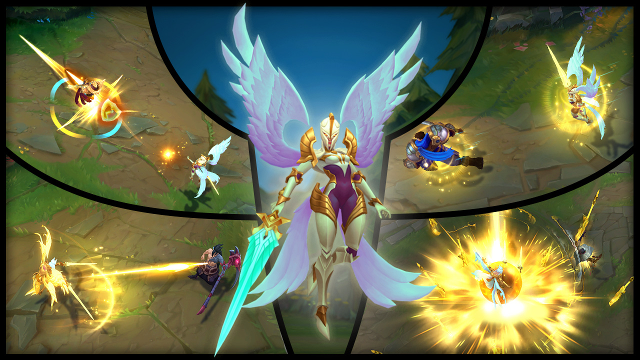 dobrze znany dobry buty sportowe It's too early to weigh new Kayle and Morgana's impact on ...