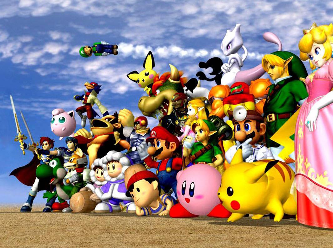 Super Smash Bros. Melee nominated for World Video Game Hall of Fame image