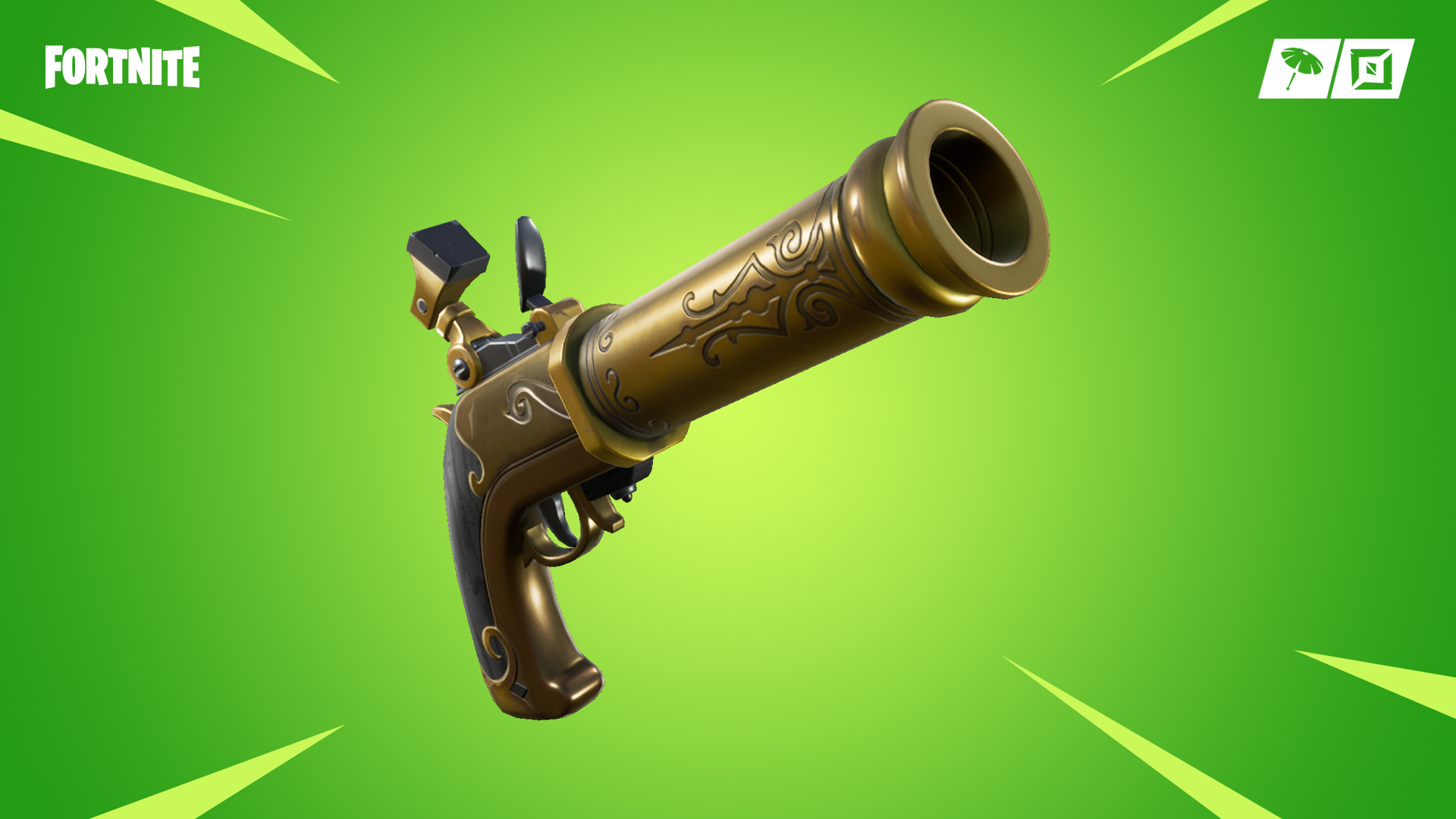 A quick, to-the-point guide on Fortnite's Flintlock Pistol image