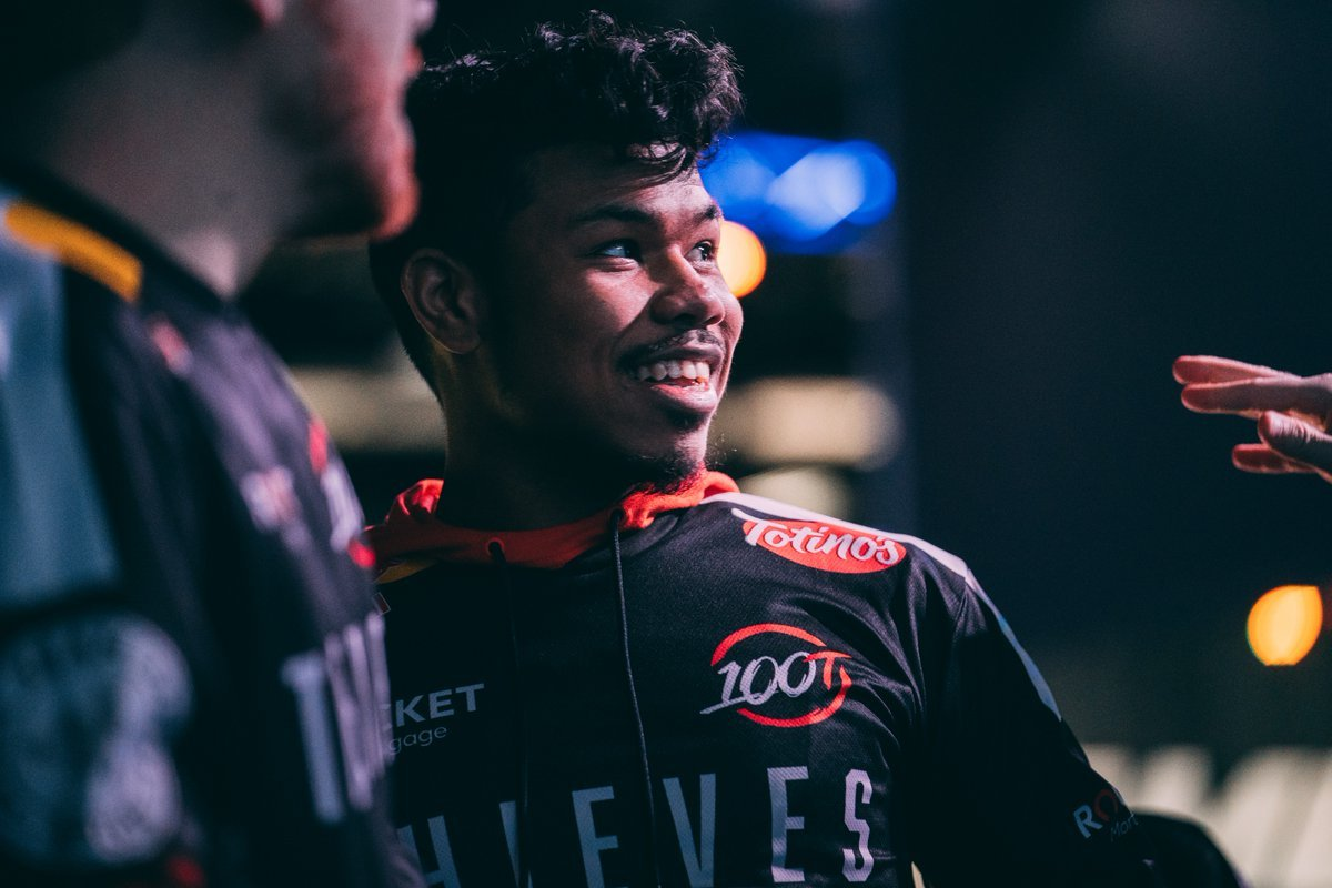 "Kenny and Enable: ""When you get an offer from 100 Thieves, you take it"" image"
