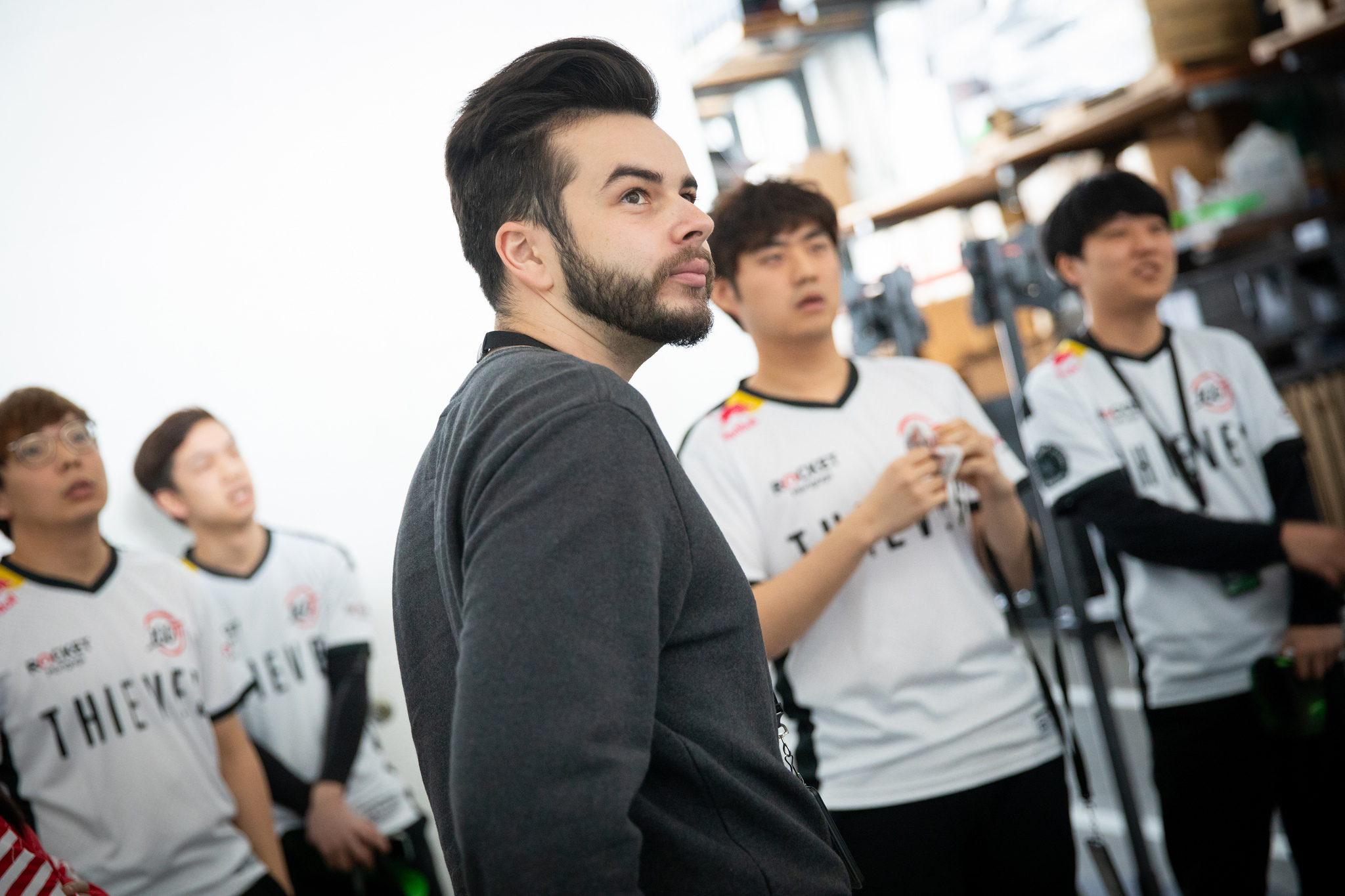 Nadeshot gave $50k to random people on Twitter—and it's still going image