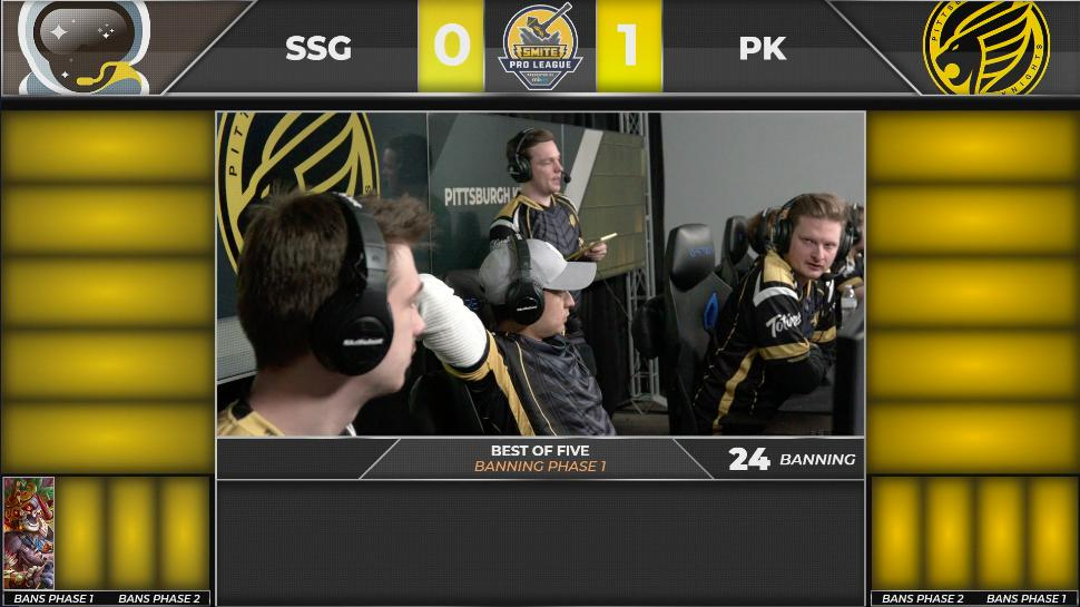 Pittsburgh Knights lead the Smite Pro League after Week 1 image