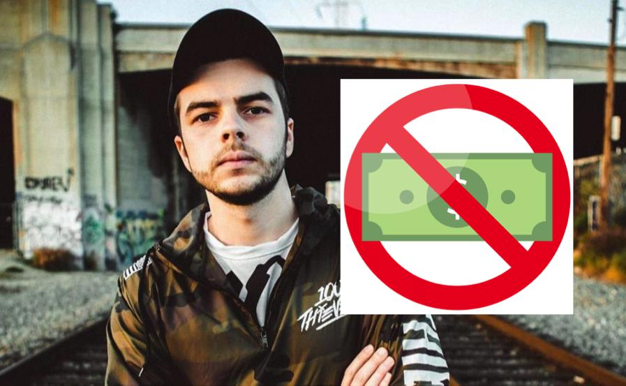 Nadeshot forced to recall giveaway money due to obscure California law image
