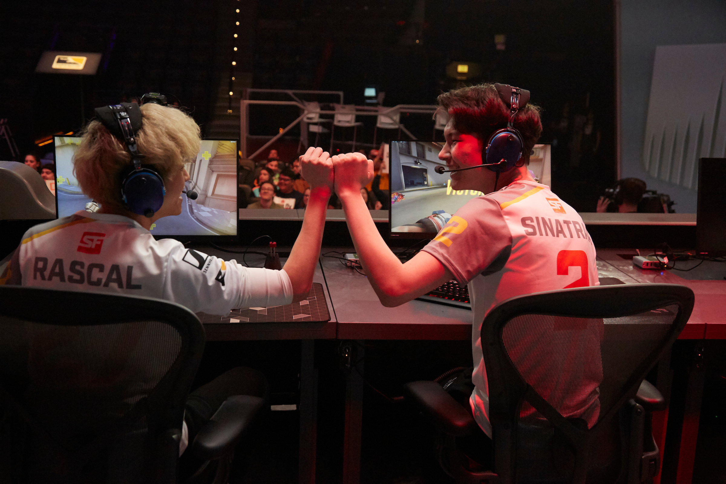 "Sinatraa on climbing back to finals: ""We choked last time. We can't choke again."" image"