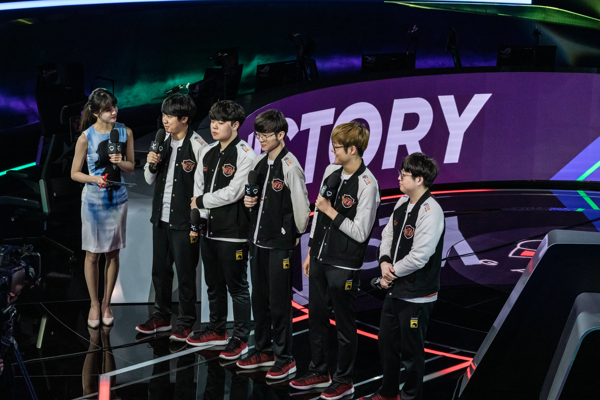SK Telecom T1 are the 2019 LCK Spring Split champions | Upcomer