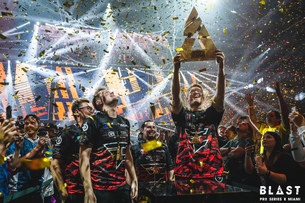 FaZe Clan victorious at BLAST Pro Series Miami, Astralis not so much image