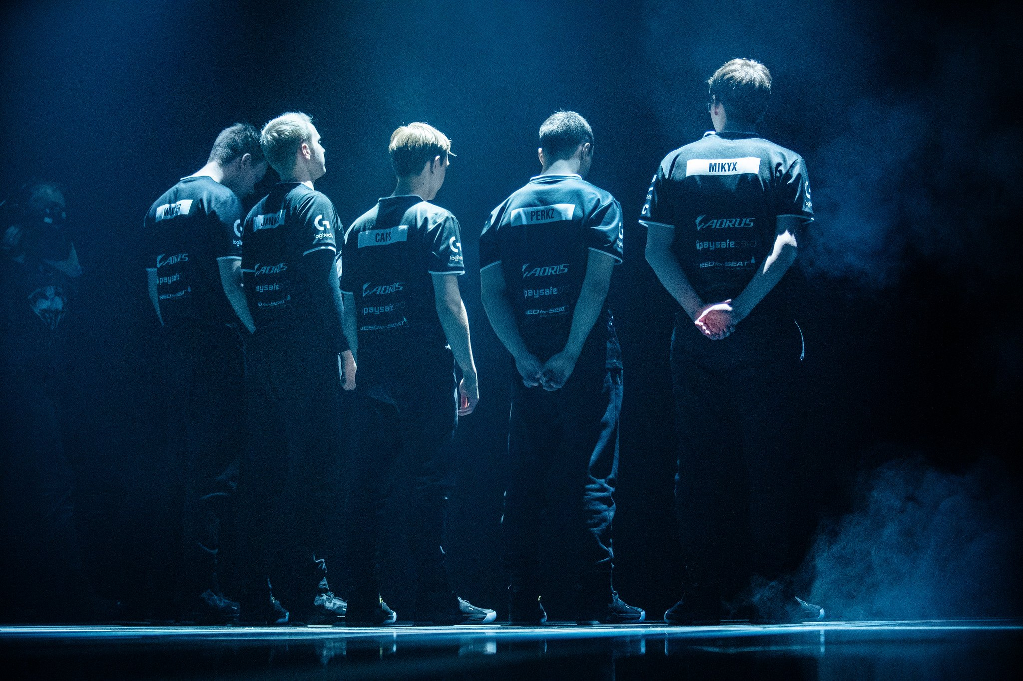 G2 are victorious after fastest finals win in EU history image