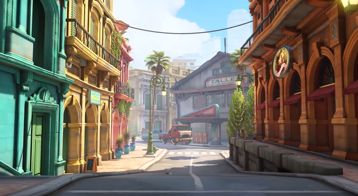Map Overwatch